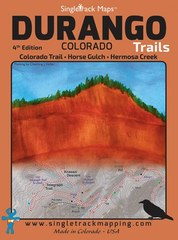 Durango Trails Map