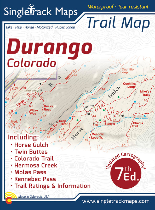 Buffalo Creek Trails Map