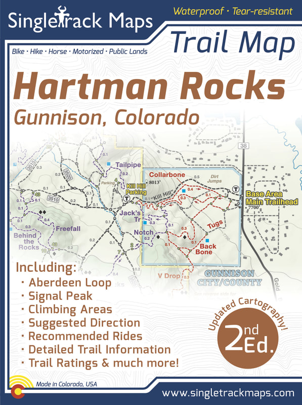 Grand Junction Trail Map